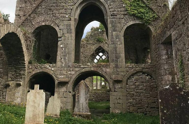 Ballindoon Abbey