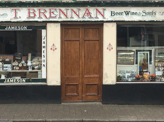 Brennans pub