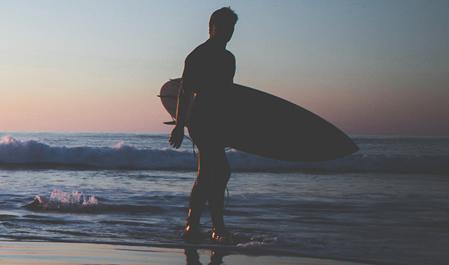 Surfer Streedagh