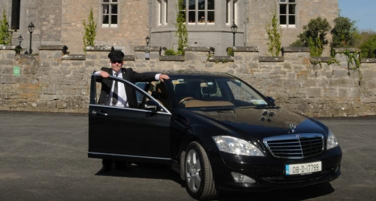 Sligo Tours at Markree Castle with Eugene McPartland